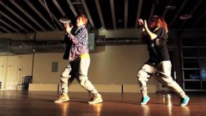 Танец Хип-Хоп (Hip-Hop). Очень красиво танцуют!