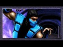Ultimate Mortal Kombat 3 (Arcade) Classic Sub-Zero Gameplay MK2 Endurance on Very Hard no Continues