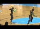 World Championship 2014 Turin - Disco Dance - Denise Pedersen and Sarah Cohn Devantie