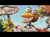 Мультфильм Angry Birds в кино | Русский HD трейлер | Энгри Бёрдс в реальном мультике