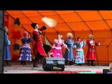 АНСАМБЛЬ ЖИВАЯ РУСЬ  Казачья лезгинка  плясовая песня Кубанских и Терских казаков