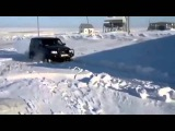 Winter OFF Road 4x4 Deep Snow Extreme Siberia Roads UAZ Patriot