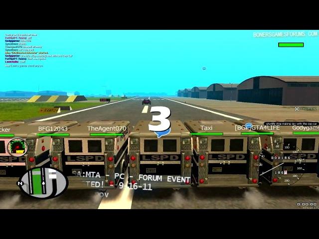 SAMTA - PC - Sept. 16, 2011 - BGF Event Vid 2 - BUSTED!RaceDemo Derby - BJs PoV