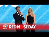 Red Nose Day - U.K. Stars Lend a Hand
