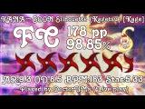 DoctorUMa(live play) // Silhouette [Kage] KANA-BOON // FC 178 PP