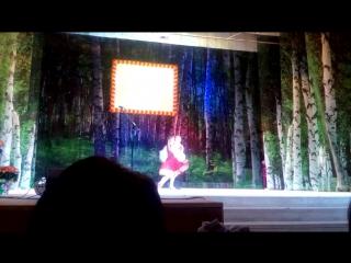 Ансамбль народного танца ''Омет''- Финский танец