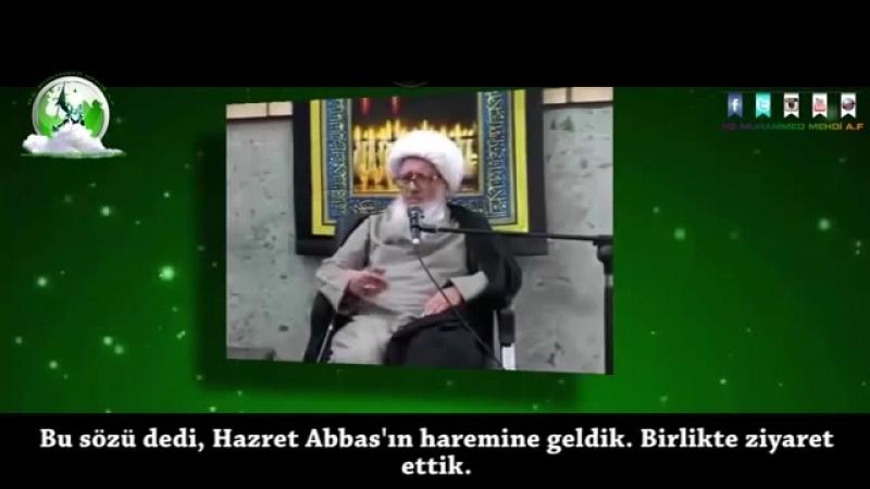 Ayetullah Vahid Horasani - Hz. Mehdi'yi Gören Seyyid (Yeni - Altyazılı)