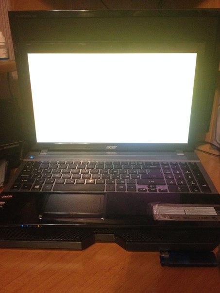 Продам или обменяю ноутбук ACER Aspire V3-551G! Ноутбук шустрый, силь