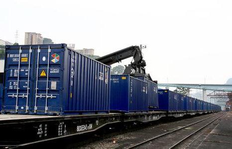 Железнодорожные контейнерные перевозки: доставка грузов из Китая | Ассоциация предпринимателей Китая