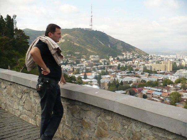 Гид водитель в Тбилиси