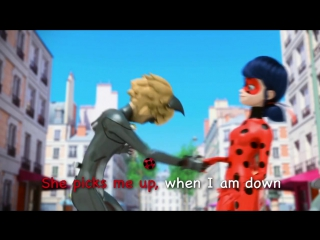 Miraculous Ladybug _ Official Sing-A-Long Music Video