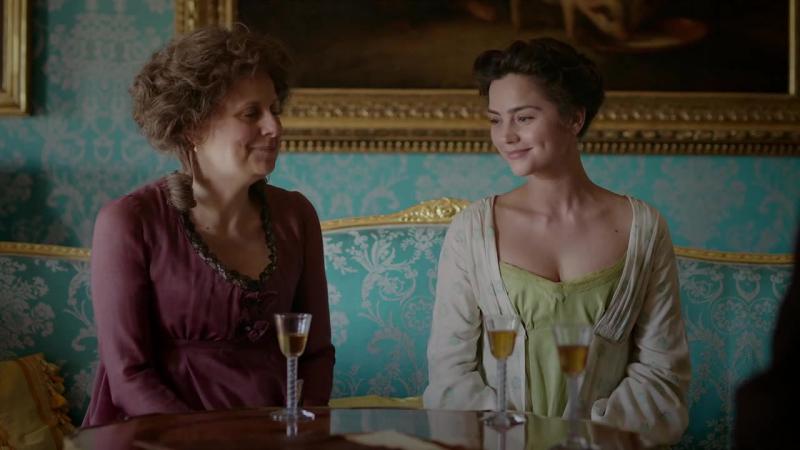 Смерть приходит в Пемберли (Лидия и миссис Беннет в своем репертуаре)