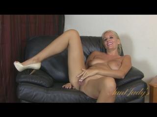 Auntjudys  olga - interview  (mature, milf, bbw, мамки - порно со зрелыми женщинами)