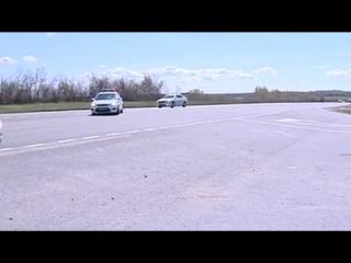 Появилось первое видео с места убийства экс-главы полиции Сызрани