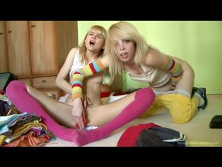 Loly and Alice Watch me bang my girlfriend