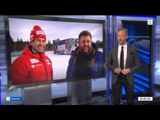 Бьорндален заключил контракт с российской сетью магазинов «Лыжный мир»