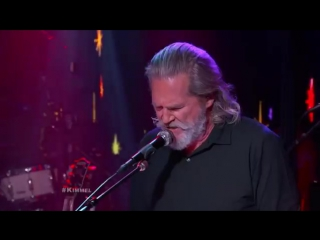 The man in me - Jeff Bridges and the Abiders (Jimmy Kimmel Live) [Bob Dylan cover]