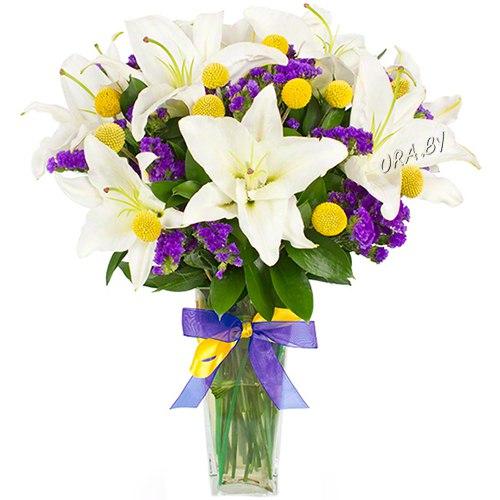 Доставка цветов в глубокое беларусь заказ цветов в запорожье
