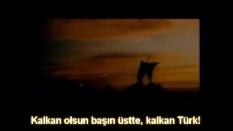 Atilladan Atatürke gelen yol ! (Süper Oğuz-Türk şarkı)