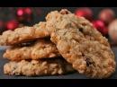 Диетическое овсяное печенье (без сахара и муки)