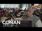 Conan's Star Wars Cold Open - CONAN on TBS