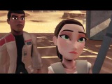 Test Chamber - Star Wars: The Force Awakens In Disney Infinity 3.0