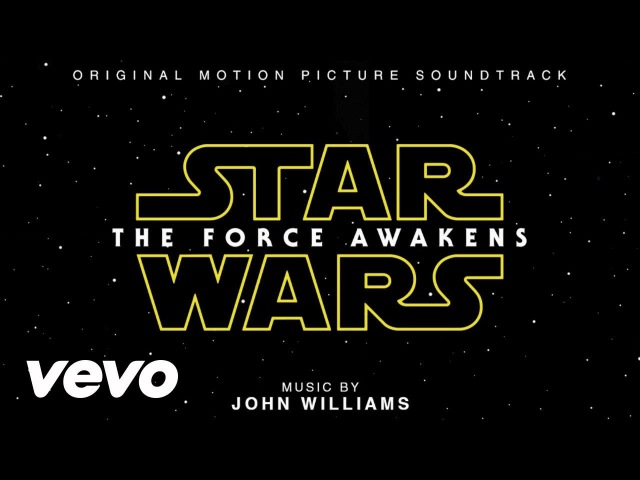 John Williams - Main Title and The Attack on the Jakku Village (Audio Only)