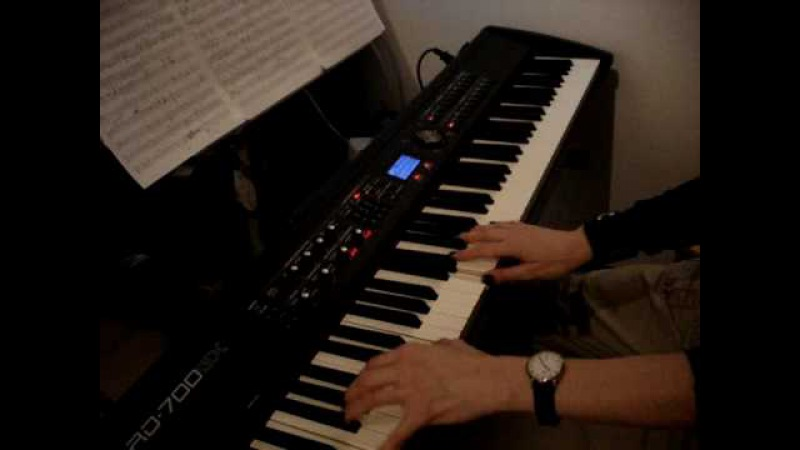 Megadeth - Symphony Of Destruction - piano cover