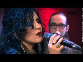 Azam Ali (Niyaz) - Sabza Ba Naz (The Triumph of Love) Live on Holland National TelevisionTV 8db up