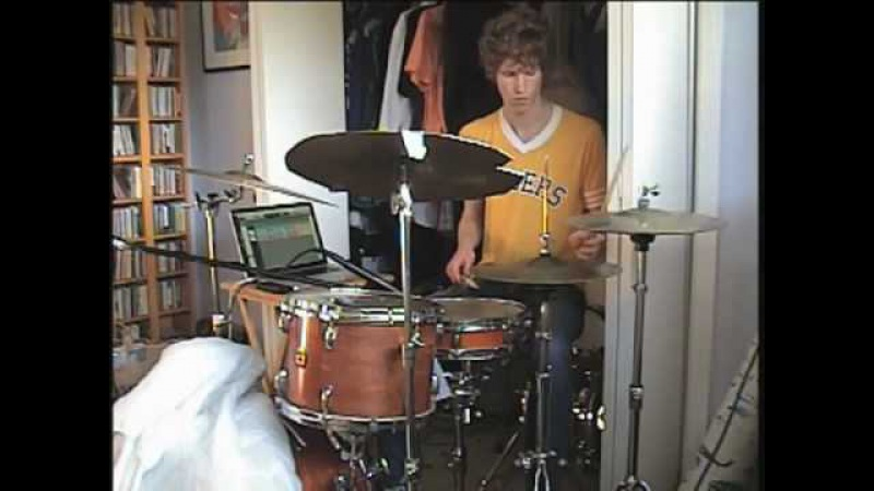 Louis Cole Plays Some Drum N' Bass