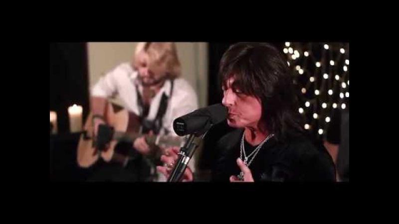 Joe Lynn Turner Acoustic In Glasgow Moondance