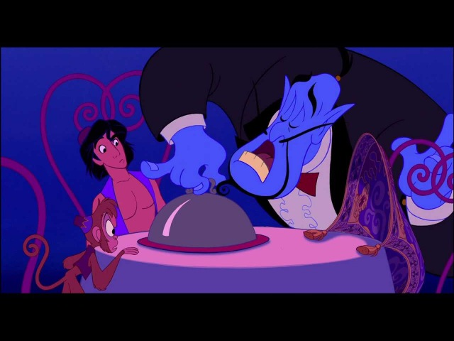 Aladdin Friend Like Me 1080p