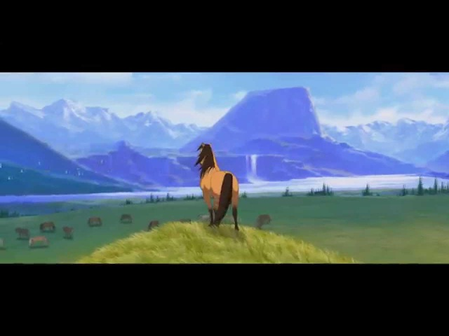 Spirit - This Is Where I Belong (English Blu-Ray Version) [HD]