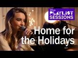 Sabrina Carpenter Home for the Holidays Disney Playlist Sessions