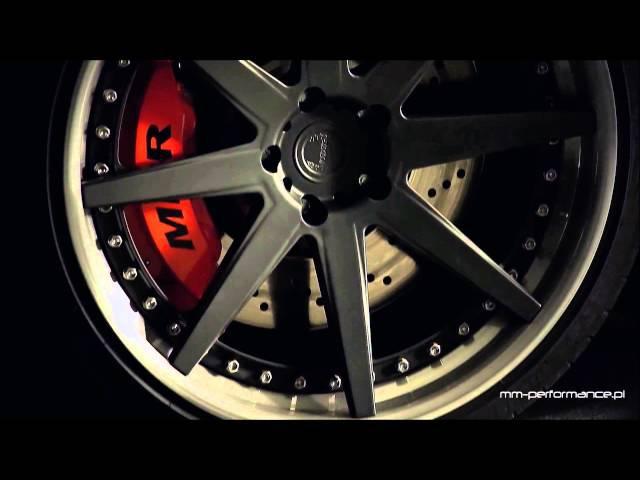 BMW M5 [F10] MH5 S BiTurbo [Tuning Program] Manhart Racing | MM-Performance.pl