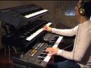 DX5 playing Visage Fade to Grey (updated w/lyrics)