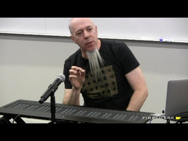 Evolution of the Keyboard Jordan Rudess, ROLI [Design Driven NYC / FirstMark]
