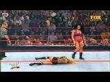Chyna - Chyna vs Trish Stratus - WWF Womens Championship Match