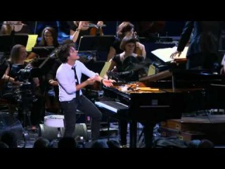 Jamie cullum and the heritage orchestra bbc proms for The heritage orchestra