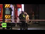 Франция: 2 погибших, 5 раненых в полиции рейда Сен-Дени за главным подозреваемым в Париж атак.