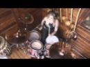 Fernanda Terra - Roots Bloody Roots - Sepultura - Drum Cover