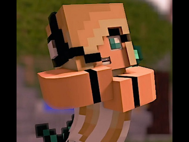 Minecraft Songs and Minecrafts Animation Boys Cant Beat Me Psycho Girl 2 - Top Minecraft Songs