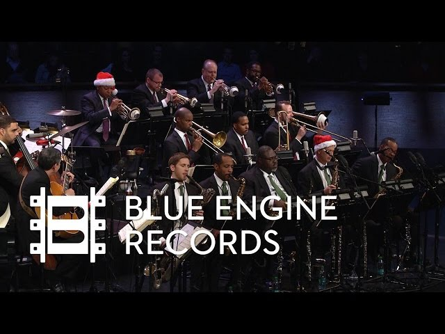 Christmas Music: BIG BAND HOLIDAYS (Full Album) - JLCO with Wynton Marsalis