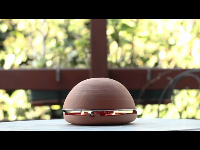 Egloo - Candle powered heater