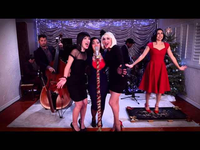Last Christmas - Vintage Andrews Sisters - Style Wham! Cover - Postmodern Jukebox