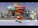 MiszBarca - Pinocchio en hiver