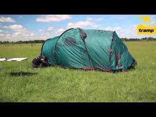 Кемпинговая палатка Tramp Brest4