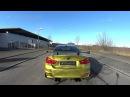 HAMANN BMW M4 Exhaust system
