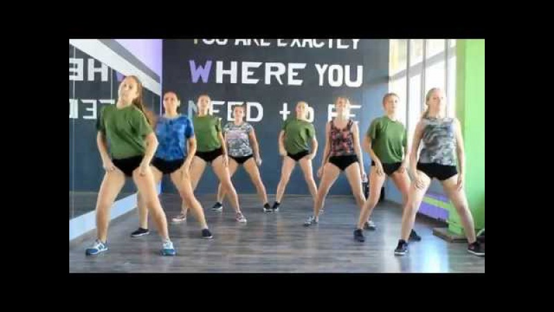 Twerk/Booty Dance_-_Twerk Sharks Choreo Braginets