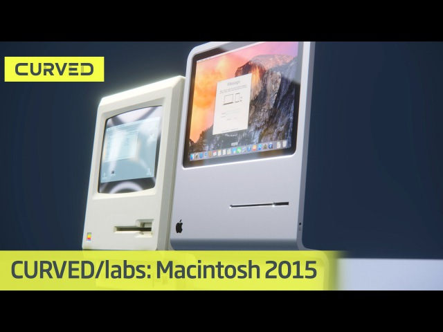 CURVED/labs: Macintosh meets iPad Air
